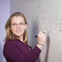 """CCS Ph.D. graduate Doerfler featured in 2021 """"Commencement Profile"""""""